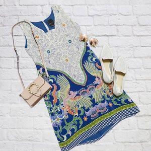 Anna Shift x Anthropologie Garden Empress Dress 6